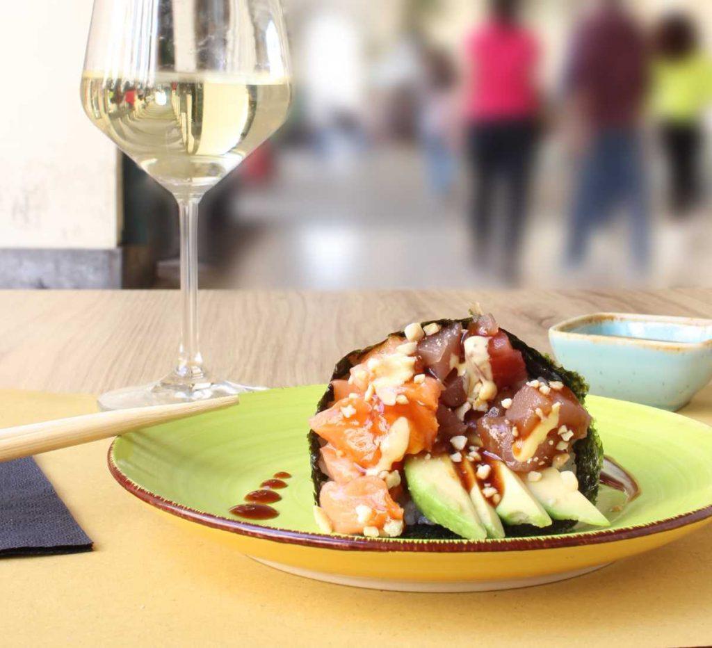 Maki Love - Sushi Torino - Sushi Brasiliano 1