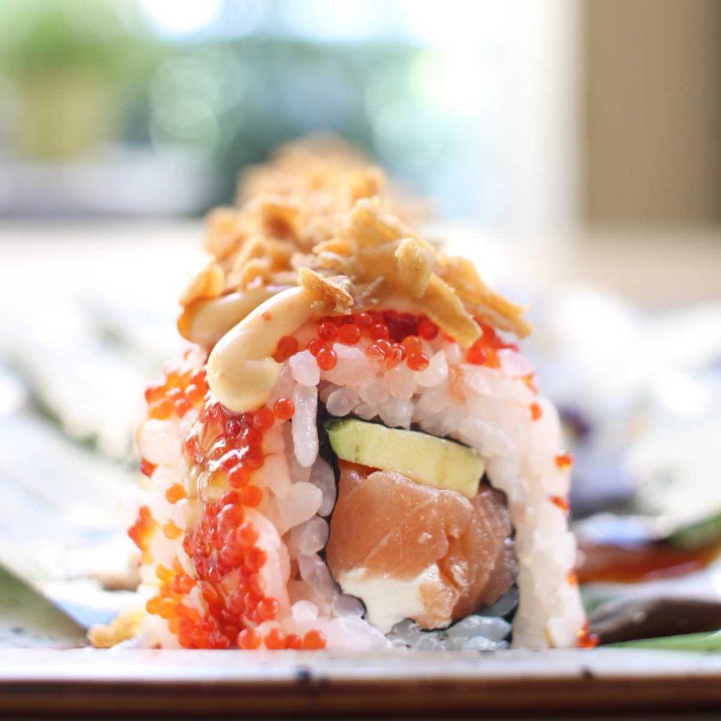 Maki Love - Sushi Torino - Sushi Brasiliano ROLL SALMONE