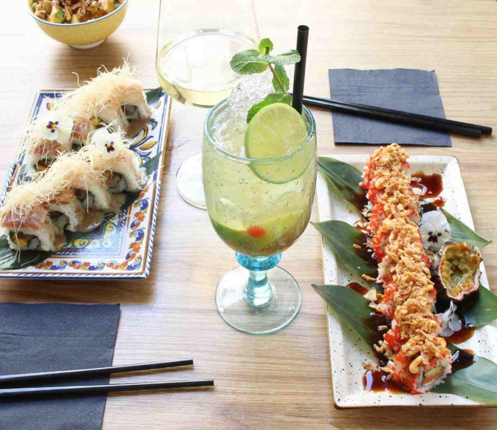 Maki Love - Sushi Torino - Sushi Brasiliano - drink 1