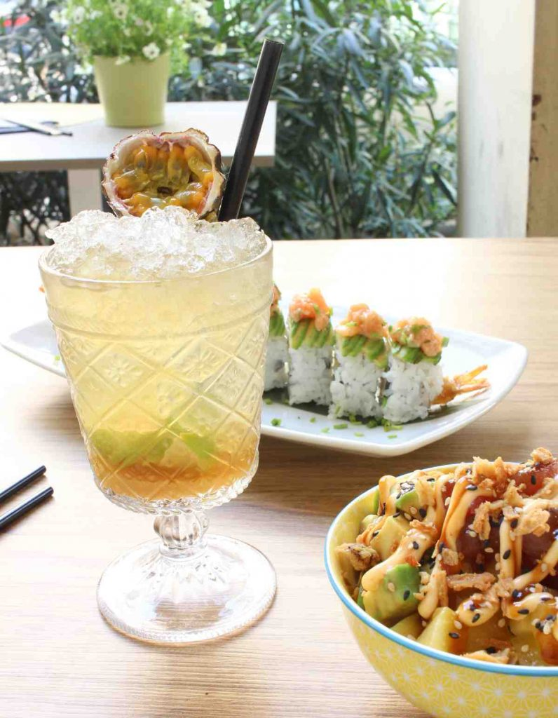 Maki Love - Sushi Torino - Sushi Brasiliano - drink