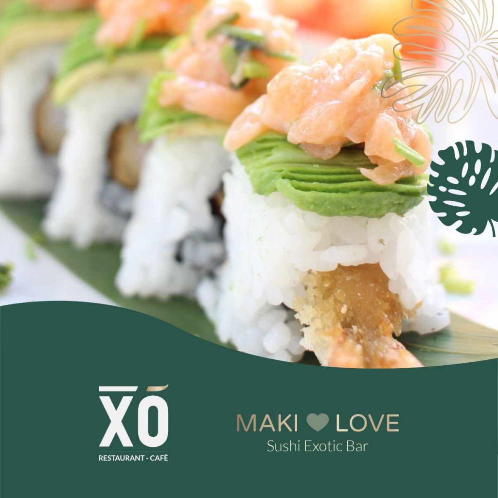 Maki Love-Xo Cafè